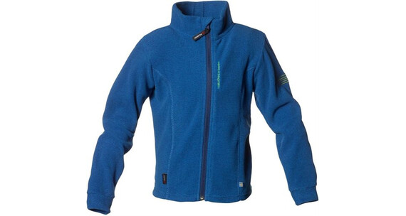 Isbjörn Junior Lynx Microfleece Jacket Superhero Blue